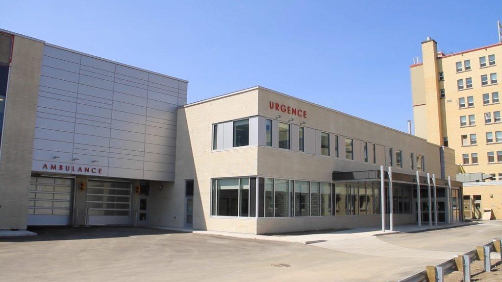 Alma hospital