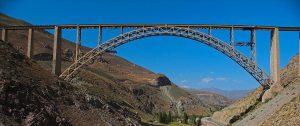 پل قطور Ghotour Bridge (ایران)
