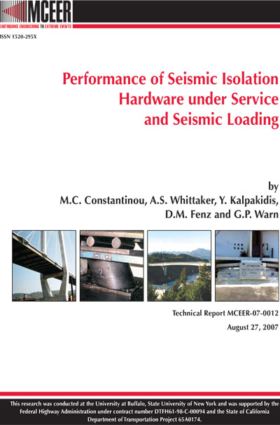 Performance of Seismic Isolation
