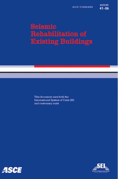 Seismic Rehabilitation of Existing Buildings