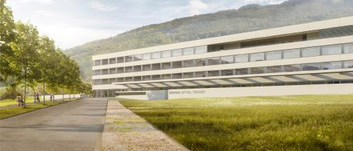 بیمارستان Grabs (سوئیس)