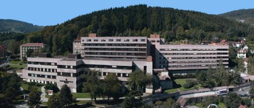 بیمارستان Leoben State ( اتریش )